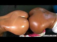 Gymnasim Ass Pounding