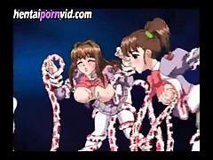 tentacle-gangbang