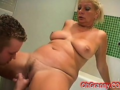 hot-blonde-granny-in-the-bath