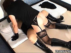 masked-slut-gets-creampied-by-crossdresser