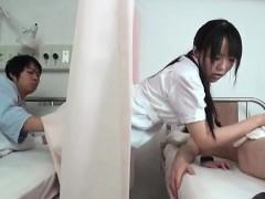 horny-dark-haired-asian-nurse-part4