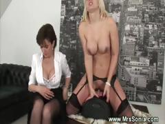 blonde-gets-fucked-by-a-machine