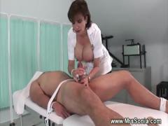 domina-makes-her-slave-cum-on-himself