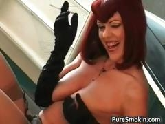 knockers-red-head-tramp-smoking-bdsm-part6