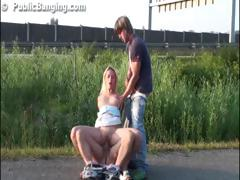 public-group-sex-with-a-hot-pretty-girl-in-broad-daylight