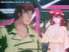 Cute anime redhead bondage queen Kate part1